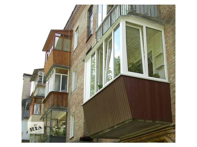 Фото: застеклить балкон в киеве! москитки в подарок!. проект.