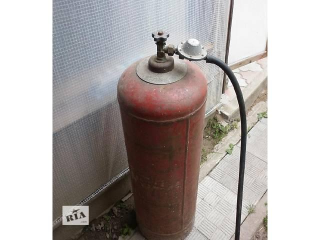 продам Баллон газовый бытовой бу в Кременчуге