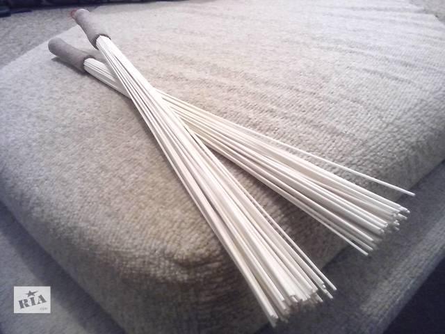 Бамбуковые массажные веники (розга-терапия) в бане сауне антицеллюлит- объявление о продаже  в Запорожье