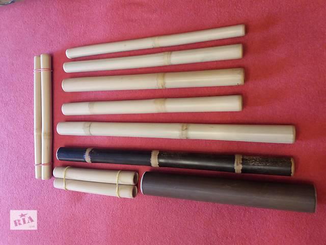 продам Бамбуковые палочки для массажа бу  в Украине