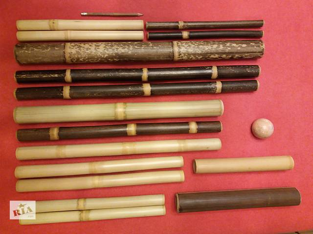 Бамбуковые палочки для массажа- объявление о продаже   в Украине