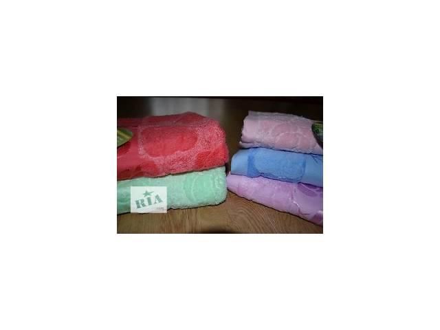 купить бу Бамбуковые полотенца. в Одессе