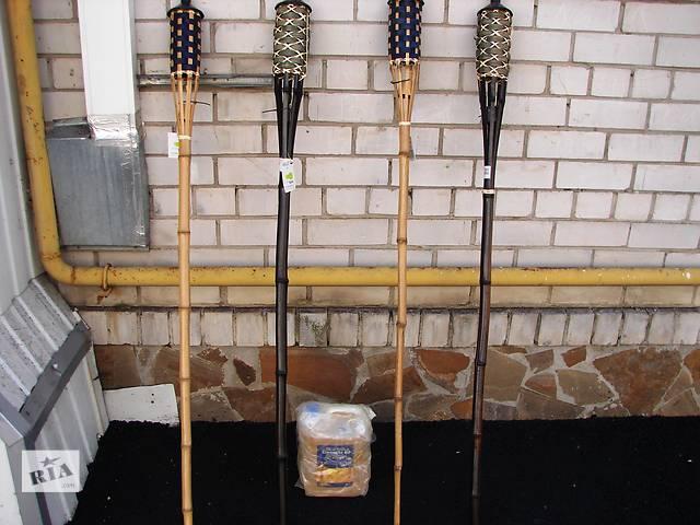 бу Бамбуковый факел BAMBOO TORCH в Виннице