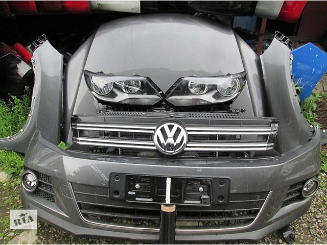 бу Бампер фара капот крыло радиатор комплектный передок Volkswagen Tiguan 5N0 2012r в Одессе