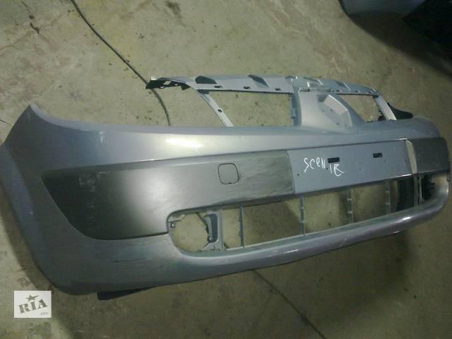 продам  Бампер передній для легкового авто Renault Scenic03-06 бу в Львове