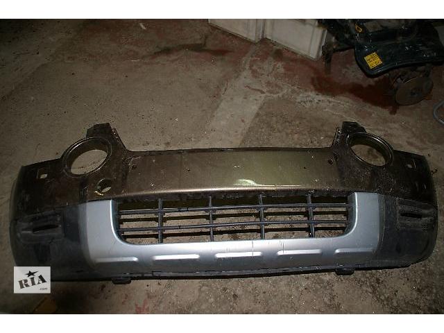 продам Бампер передній для легкового авто Skoda Yeti бу в Львове