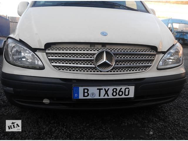 бу  Бампер передній Мерседес Віто Віто (Віано Віано) Mercedes Vito (Viano) 639 в Ровно