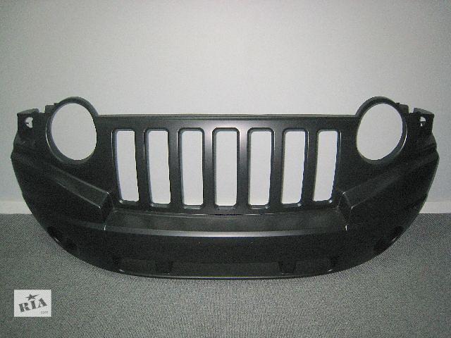 продам Бампер передний 68002271AC на Jeep Compass  2007 - 2010 года выпуска бу в Киеве