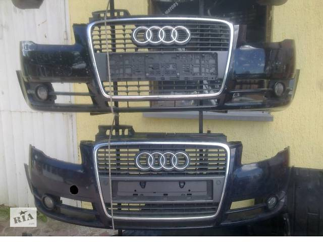 бу Бампер передний б/у Audi A4 05-07год в Хмельницком