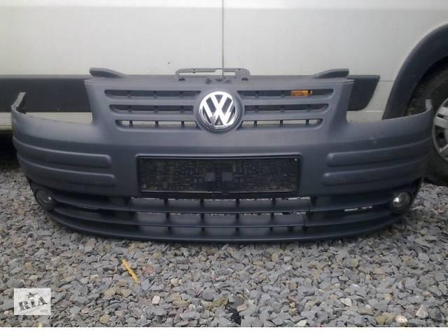 Бампер передний б/у  Volkswagen Caddy 05-10год- объявление о продаже  в Хмельницком