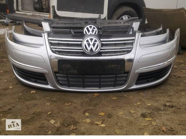 бу  Бампер передний б/у Volkswagen Jetta 05-10год в Хмельницком
