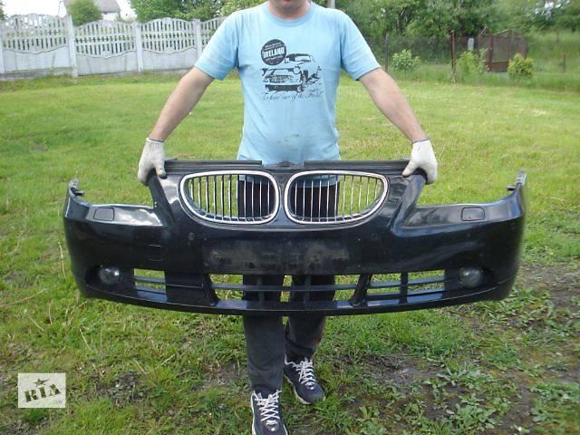 продам Бампер передний BMW 5 Series E60 бу в Львове