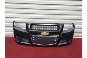 б/у Бамперы передние Chevrolet Aveo