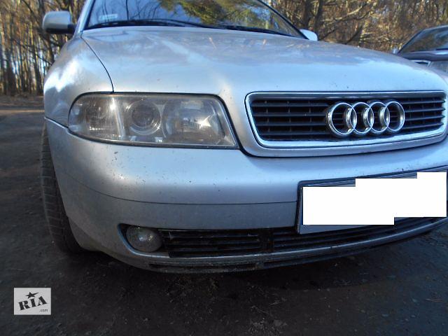бу Бампер передний для Audi A4 1997 в Львове