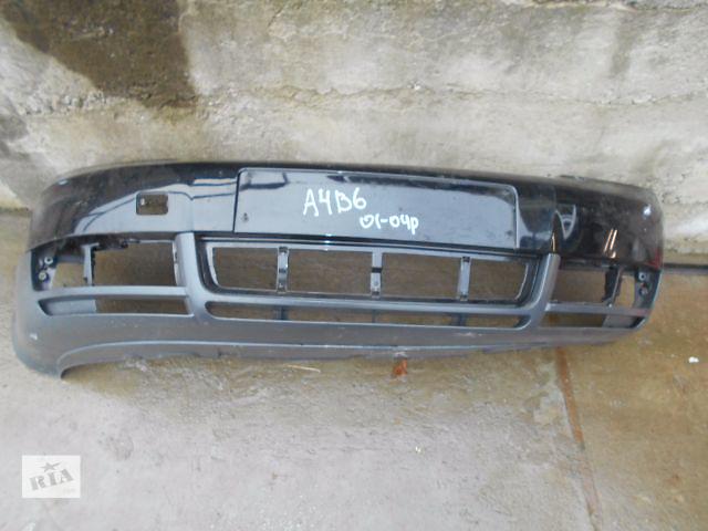 купить бу Бампер передний для Audi A4 B6 2003 в Львове