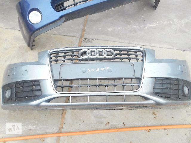продам Бампер передний для Audi A4 B8 2012 бу в Львове