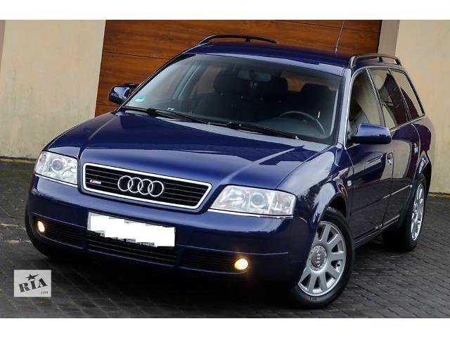 бампер передний для Audi A6, 2003- объявление о продаже  в Львове