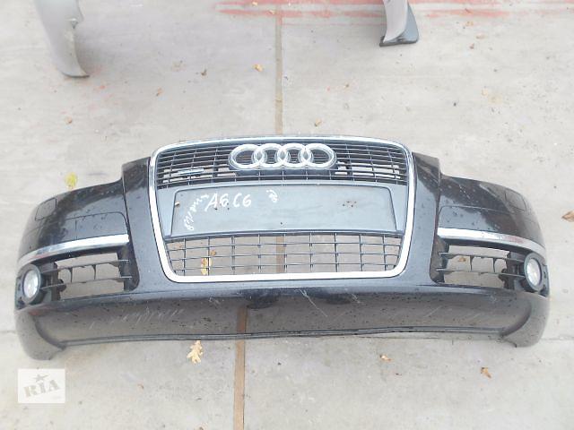 бу Бампер передний для Audi A6 2007 в Львове