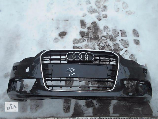 продам Бампер передний для Audi A6 С7 2011 бу в Львове