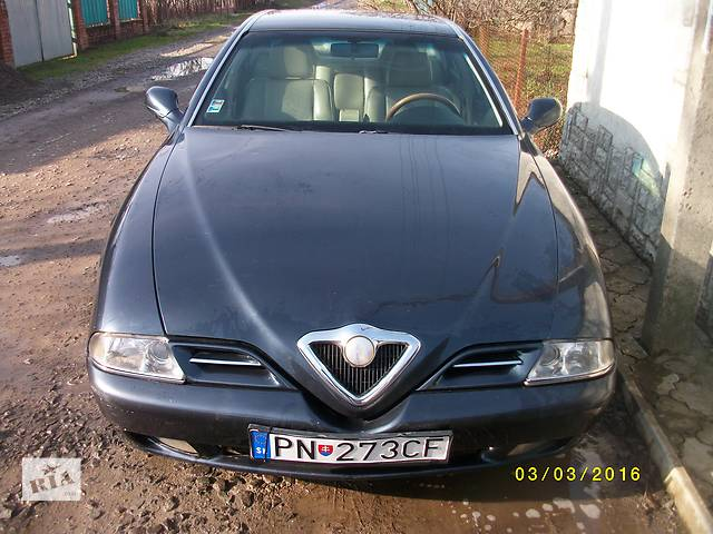 Бампер передний для легкового авто Alfa Romeo 166- объявление о продаже  в Ужгороде