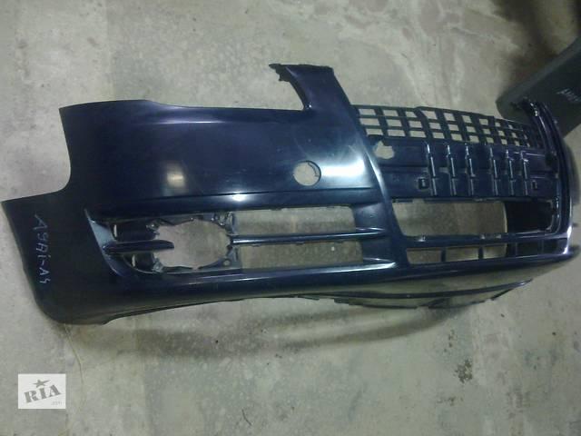 продам  Бампер передний для легкового авто Audi A4 бу в Львове