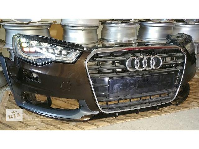 бу Бампер передний для легкового авто Audi A6 Allroad с7 c6 c5 в Костополе