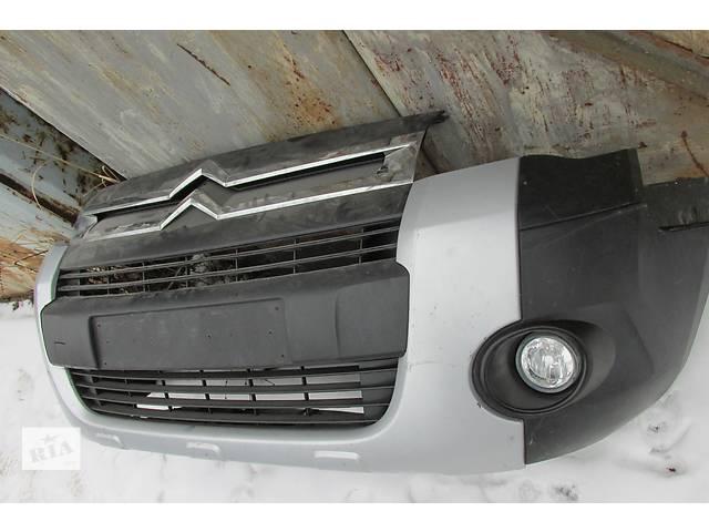 Бампер передний для легкового авто Citroen Berlingo  B 9    2008        -- 2014 p- объявление о продаже  в Ровно