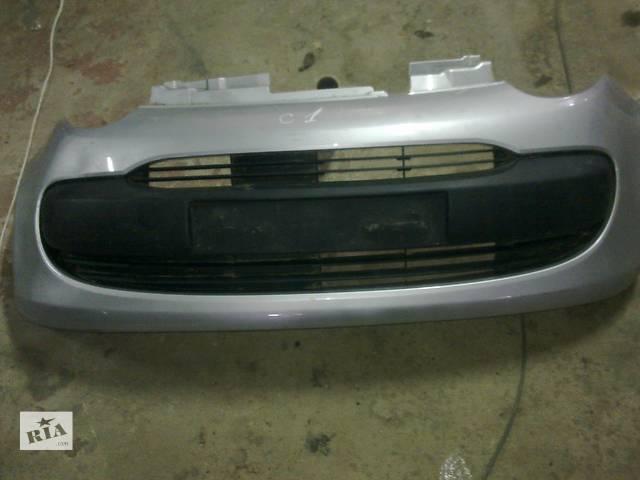 продам  Бампер передний для легкового авто Citroen C1 бу в Львове