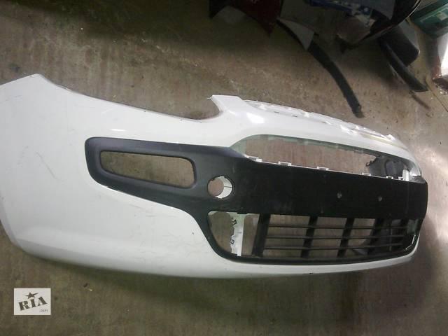 купить бу  Бампер передний для легкового авто Fiat Punto EVO в Львове