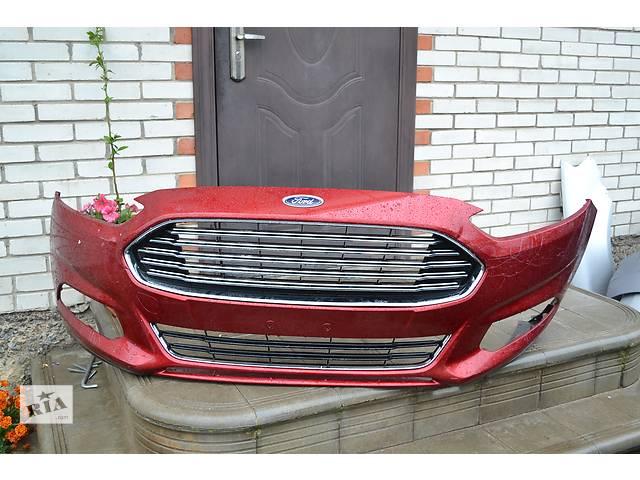 бу  Бампер передний для легкового авто Ford Mondeo в Остроге