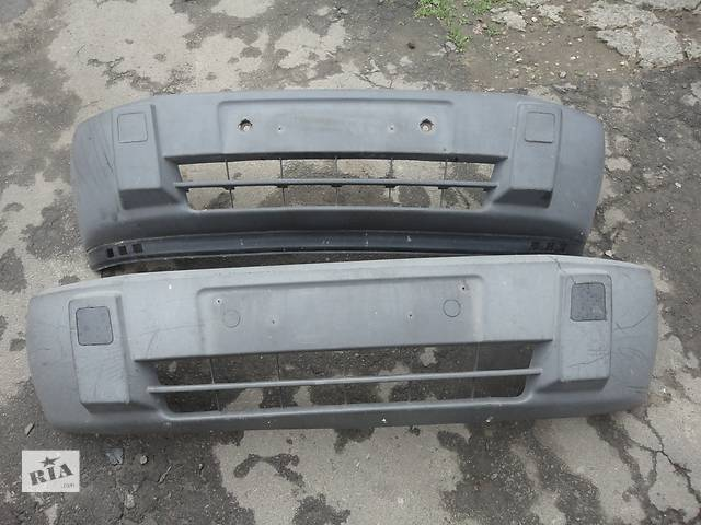 купить бу  Бампер передний для легкового авто Ford Transit Connect в Львове