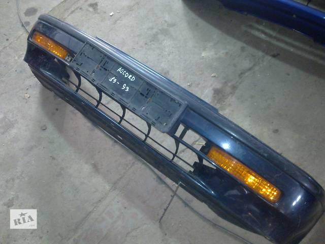 бу  Бампер передний для легкового авто Honda Accord в Львове