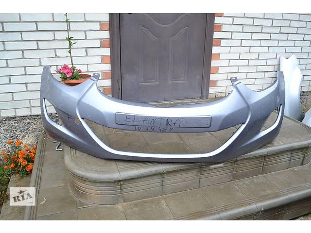 купить бу  Бампер передний для легкового авто Hyundai Elantra в Остроге
