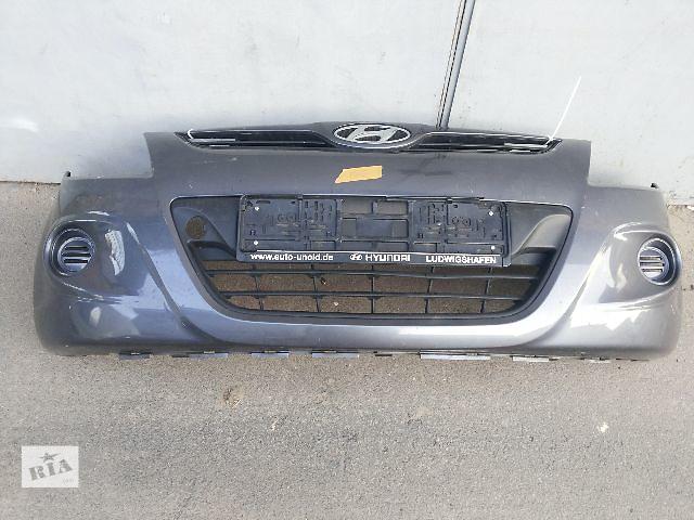бу Бампер передний для легкового авто Hyundai i20 в Киеве