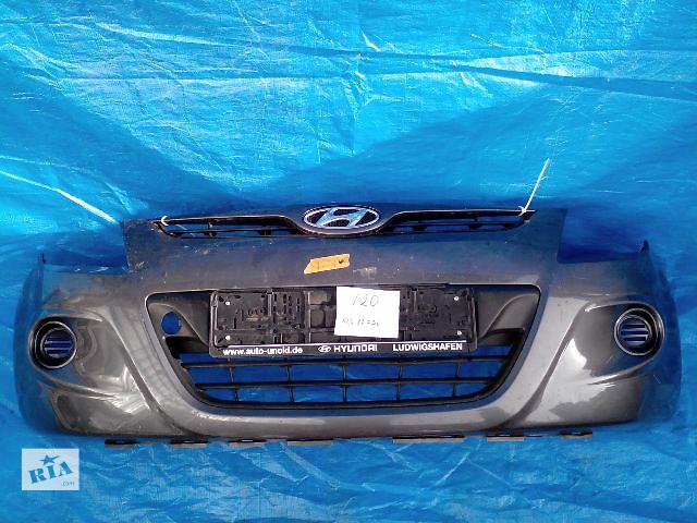 продам Бампер передний для легкового авто Hyundai i20 бу в Киеве