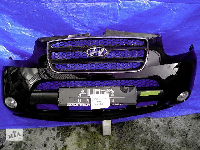 Бампер передний для легкового авто Hyundai Santa FE 2009- объявление о продаже  в Киеве