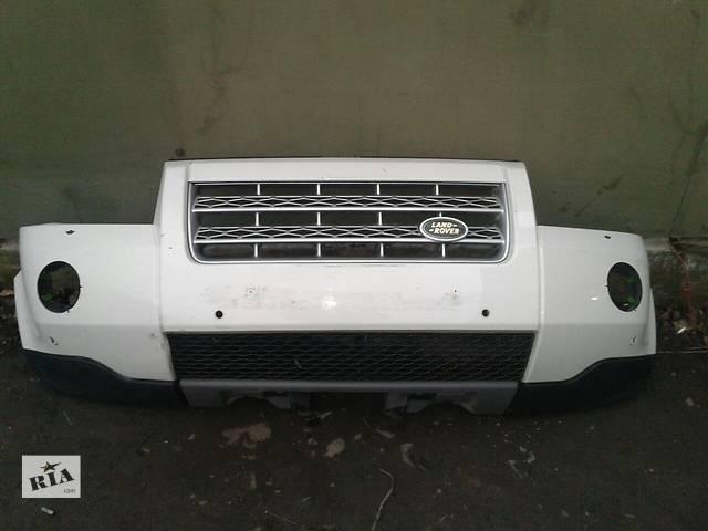 Бампер передний для легкового авто Land Rover Freelander 2- объявление о продаже  в Ивано-Франковске