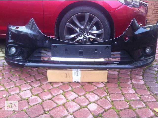 бу Бампер передний для легкового авто Mazda 6 в Львове