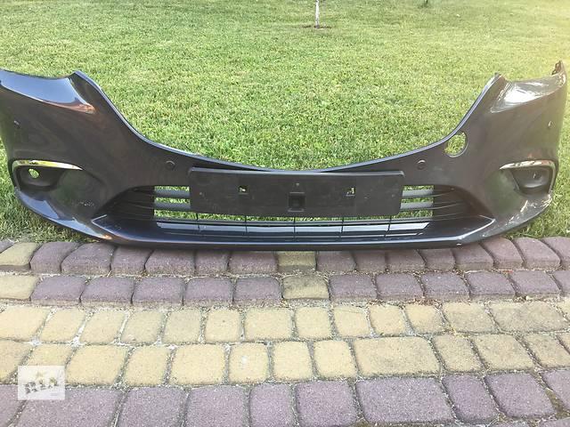 бу Бампер передний для легкового авто Mazda 6,cx5 в Львове