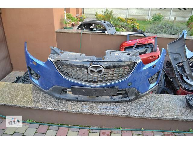 купить бу  Бампер передний для легкового авто Mazda CX-5 в Ровно