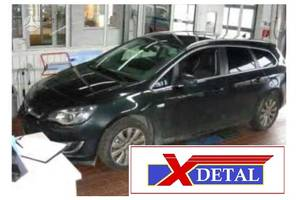 Бамперы передние Opel Astra