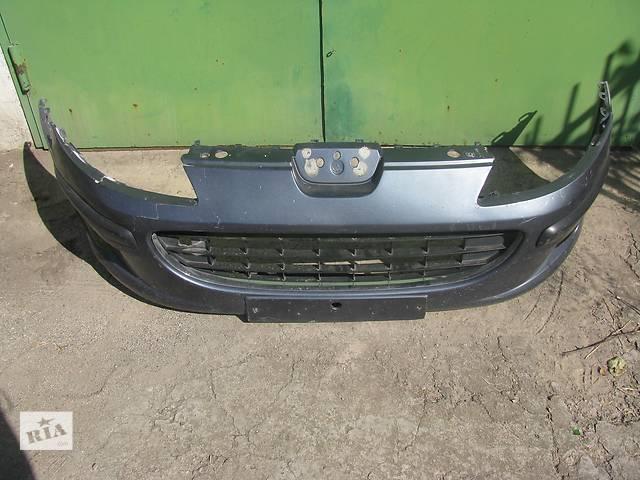 Бампер передний для легкового авто Peugeot 407- объявление о продаже  в Днепре (Днепропетровск)