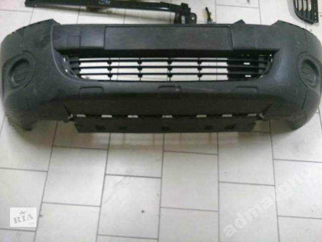 продам  Бампер передний для легкового авто Peugeot Partner 2008 - 2014 p бу в Ровно