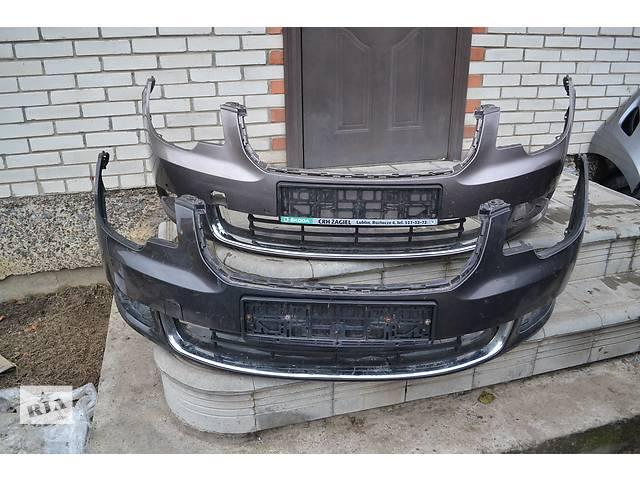 продам  Бампер передний для легкового авто Skoda SuperB с 2008 г. в.  бу в Остроге