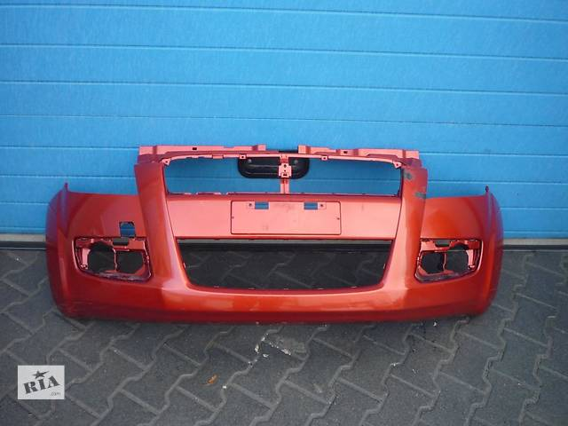 купить бу  Бампер передний для легкового авто Suzuki Splash в Львове