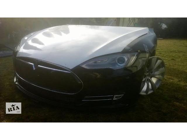 продам Бампер передний для легкового авто Tesla S Tesla Model S морда запчасти бу в Жовкве