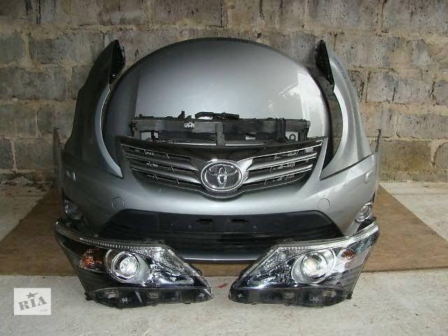 продам Бампер передний для легкового авто Toyota Avensis 2004-2015 морда комплектная бу в Жовкве