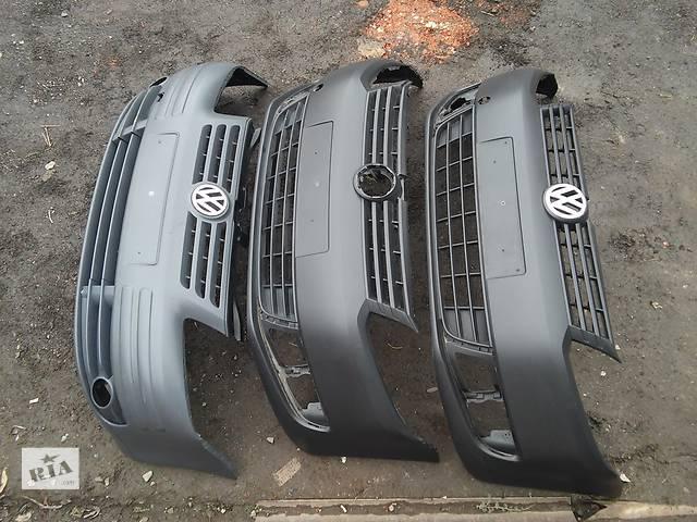 Бампер передний для легкового авто Volkswagen Caddy 2012 бампери Caddy- объявление о продаже  в Львове