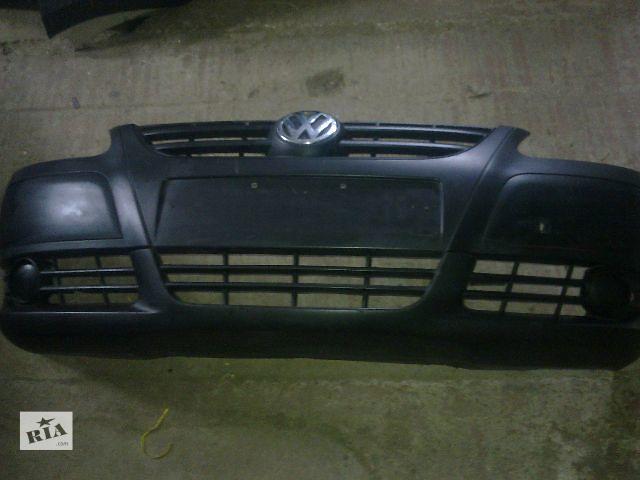 купить бу Бампер передний для легкового авто Volkswagen Fox в Львове