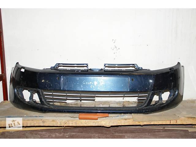 продам  Бампер передний для легкового авто Volkswagen Golf VI бу в Львове